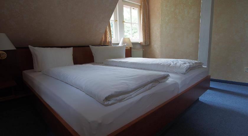 Double Room Hotel Schlossvilla Derenburg