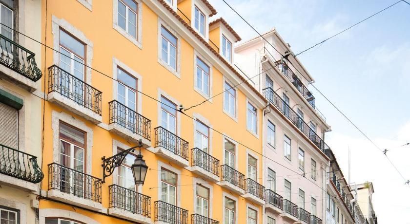 Lisbon Rentals Chiado Rua da Misericordia 67 Lisbon