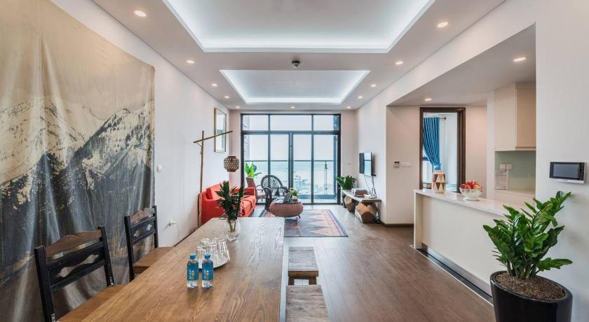Satori Luxury Apartment City Centre 3 Lương Yên Sun Ancora Building Hanoi