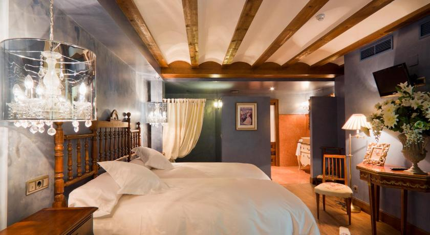 hoteles con encanto en álava  11
