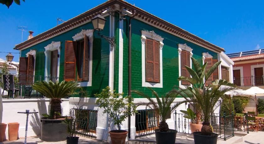 hoteles con encanto en comunidad valenciana  279