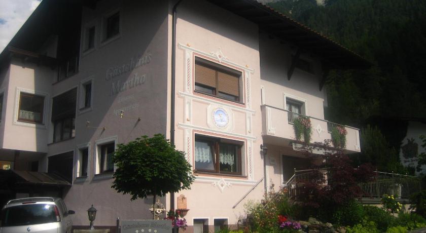 Gästehaus Martha Unterlängenfeld 198 Längenfeld
