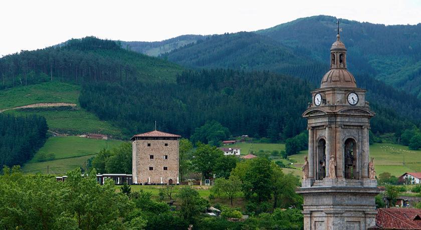 Hotel Torre Zumeltzegi 20