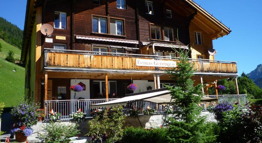 Gimmelwald Bed And Breakfast