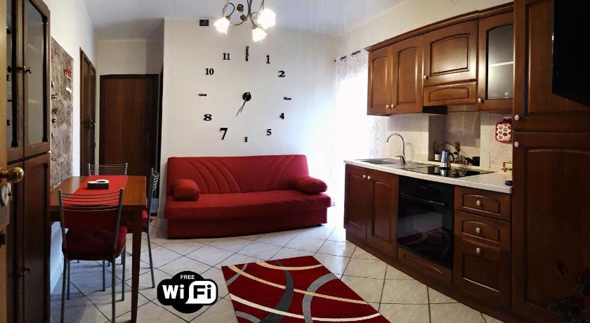 Camera e cucina - Bomarzo | Bedandbreakfast.eu