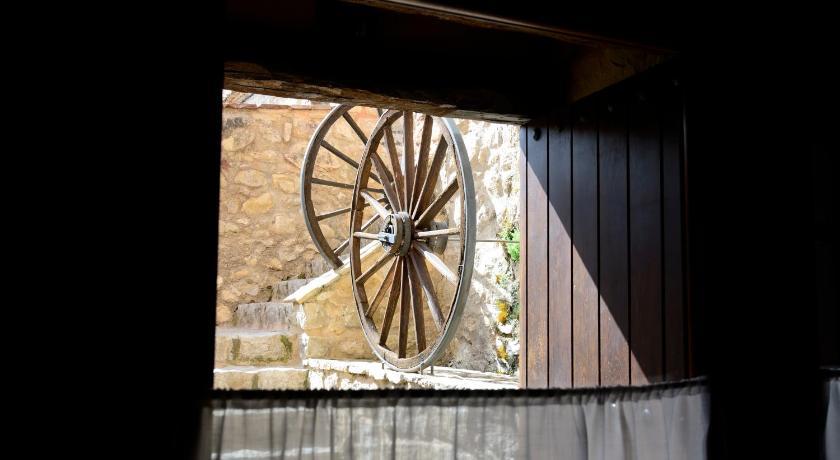 hoteles con encanto en albarracín  33