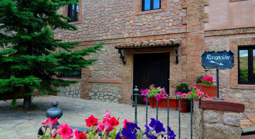 hoteles con encanto en albarracín  41