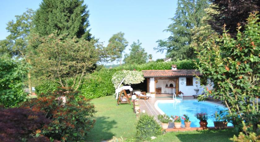 Villa Donatella B&B