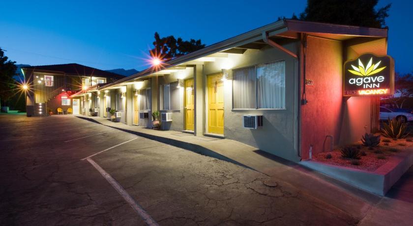 Agave Inn 3222 State Street Santa Barbara