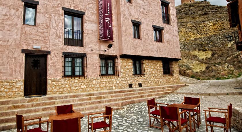 hoteles con encanto en albarracín  46