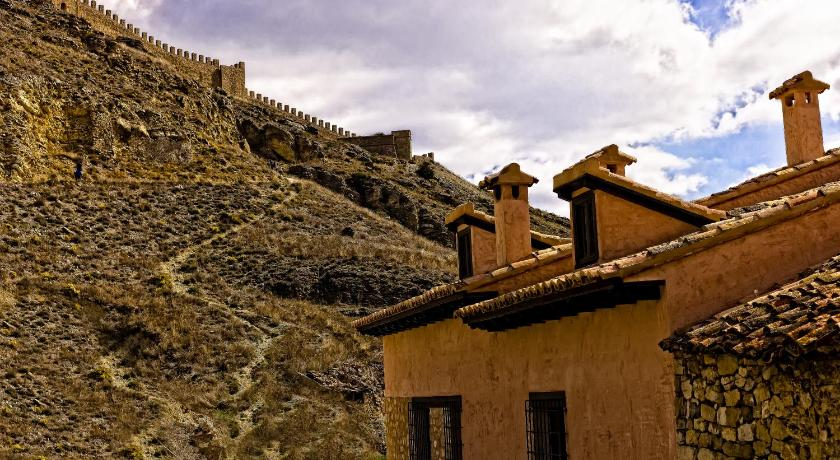 hoteles con encanto en albarracín  49