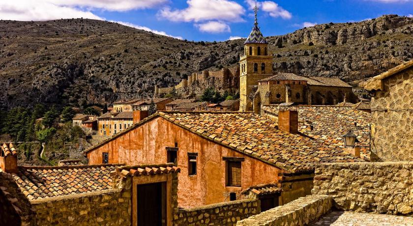 hoteles con encanto en albarracín  47