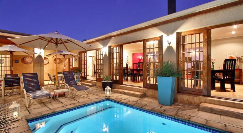 Apple Tree Guest House 6 Paul Kruger Street Stellenbosch