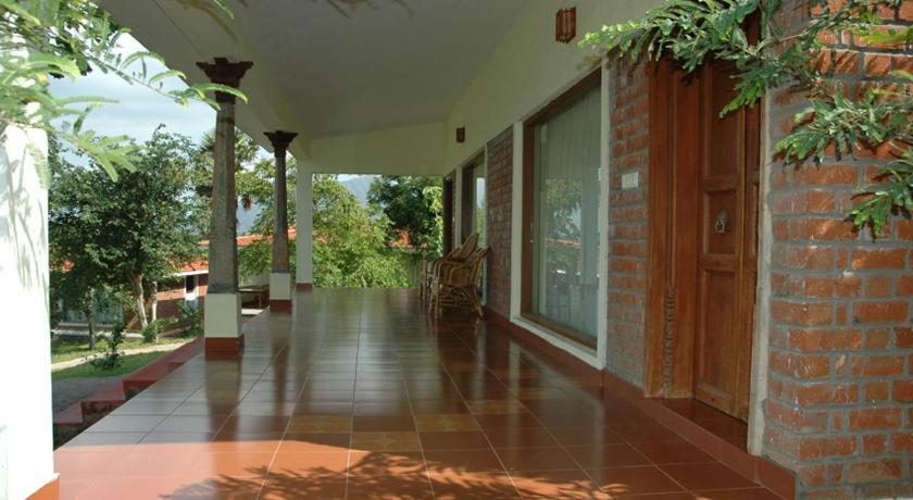 Deluxe Double or Twin Room Indien Hermitage - A Resort -Kanyakumari