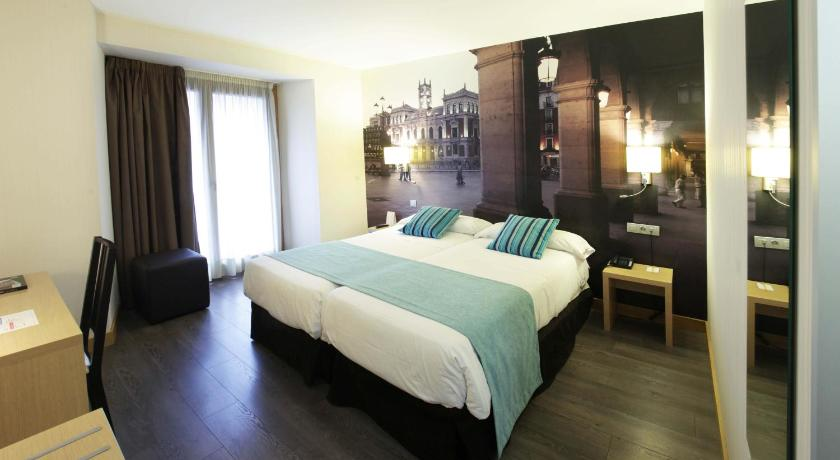 boutique hotels with family rooms en Valladolid  Imagen 4