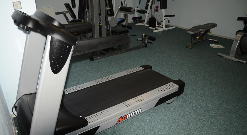 Fitness center Sporthotel Olympia