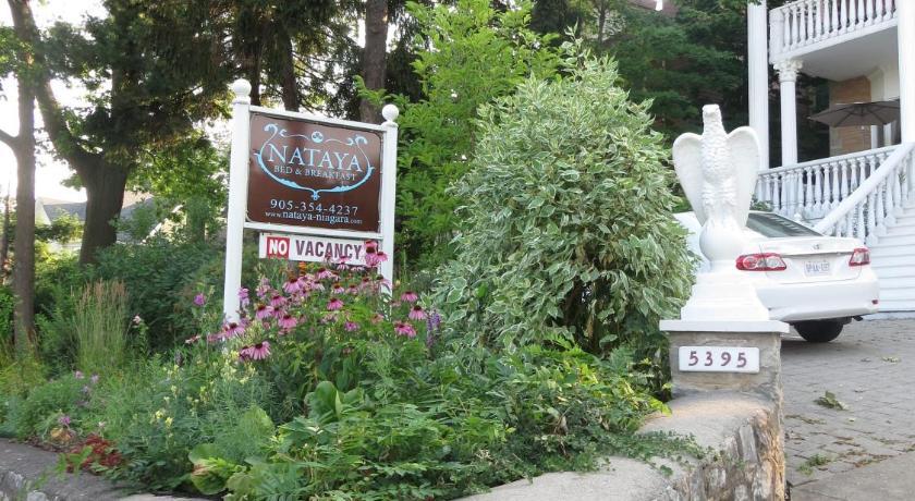Nataya Bed & Breakfast 5395 River Road Niagara Falls
