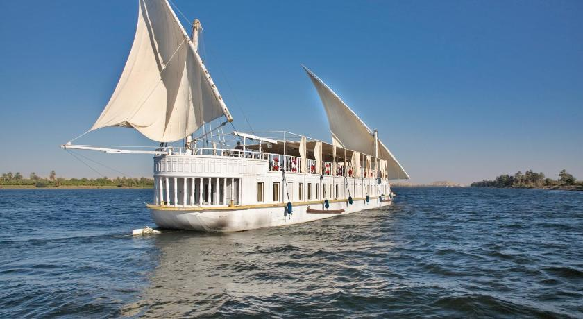 Mere om Giraffa Dahabiya Luxor / Aswan 05 & 07 Nights Each Saturday