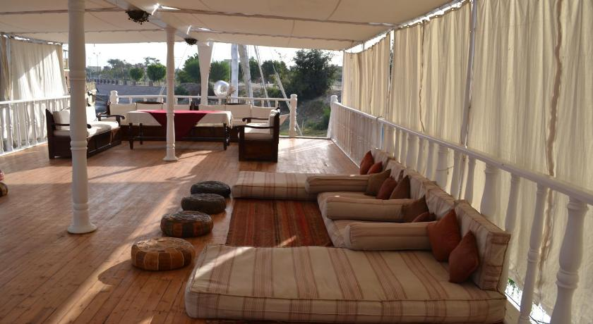 Giraffa Dahabiya Luxor / Aswan 05 & 07 Nights Each Saturday