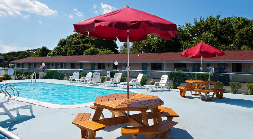 Плувен басейн Economy Motel Inn and Suites Somers Point