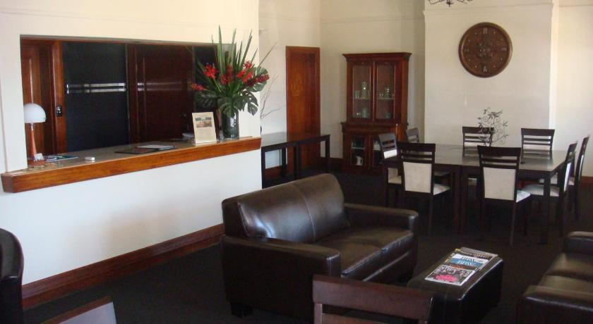 Lobby New Criterion Boutique Accommodation