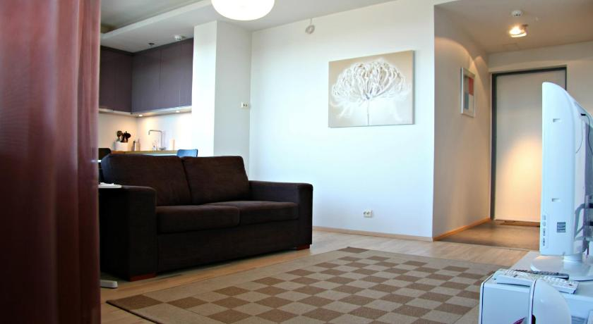 Separate living room Osten Tor Apartment