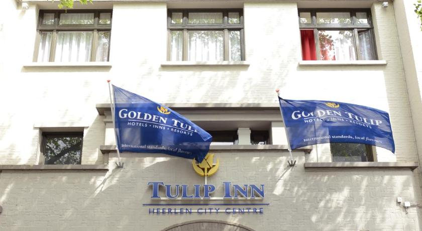 חדר ליחיד - כניסה Tulip Inn Heerlen City Centre