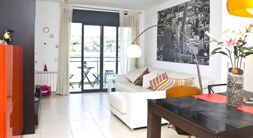 Fira Barcelona View Montjuic Apartments Dels Ferrocarrils Catalans, 41, 3º 1ª Barcelona