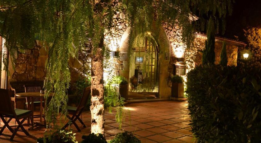 Hotel Galena Mas Comangau 20