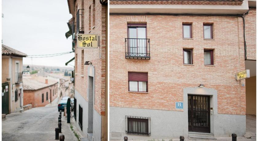 Hostal Sol Azacanes, 8 Toledo