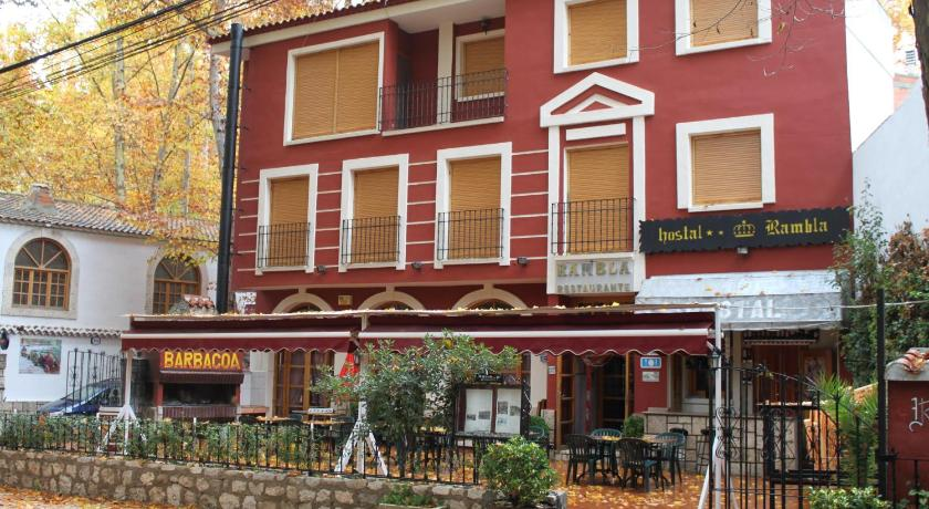 More about Hostal Rural Rambla