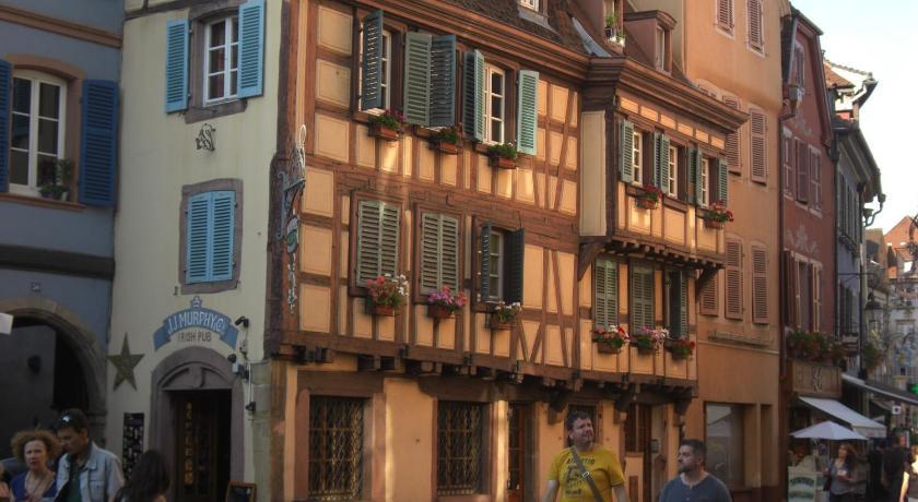 Les appartements du Koifhus 48, Grand Rue Colmar