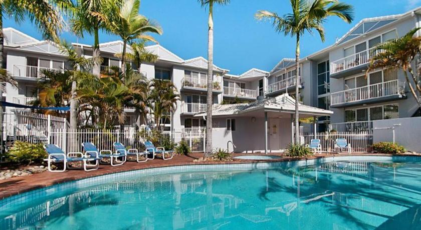 Champelli Palms Luxury Apartments 12 Whiting Street Gold Coast
