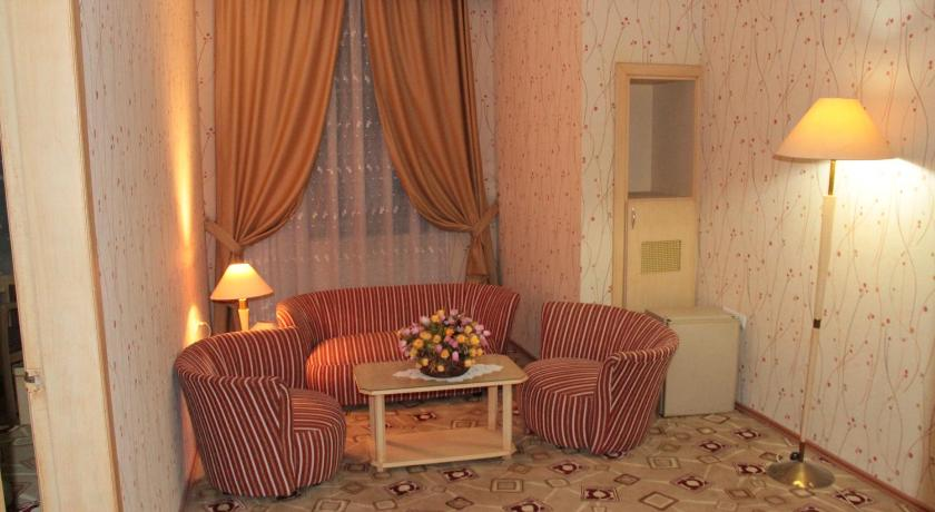 Double or Twin Room Hotel Orontes