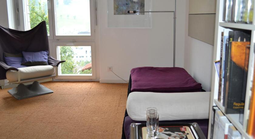 Twin Room with private Toilet and Shower B&B Baudenbacher