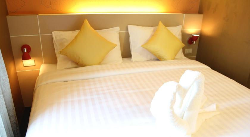 Bed Pakdee Pratunam Bed and Breakfast