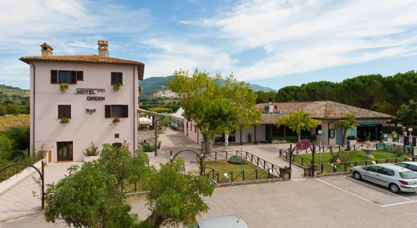 Hotel Green Village Assisi