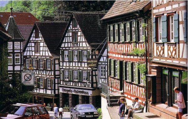Zur alten Brücke Schramberger Str. 13 Schiltach