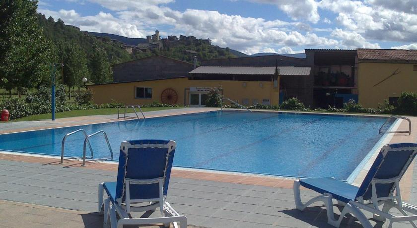 Swimming pool Camping Gran Sol