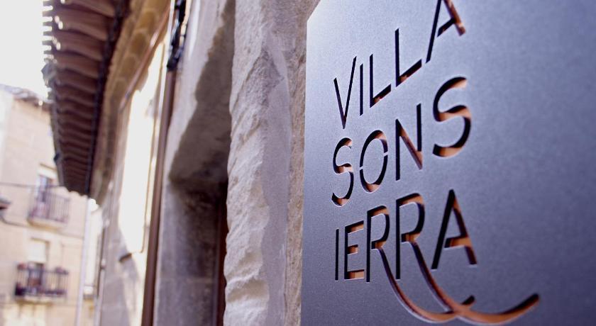 Hotel Villa Sonsierra 1