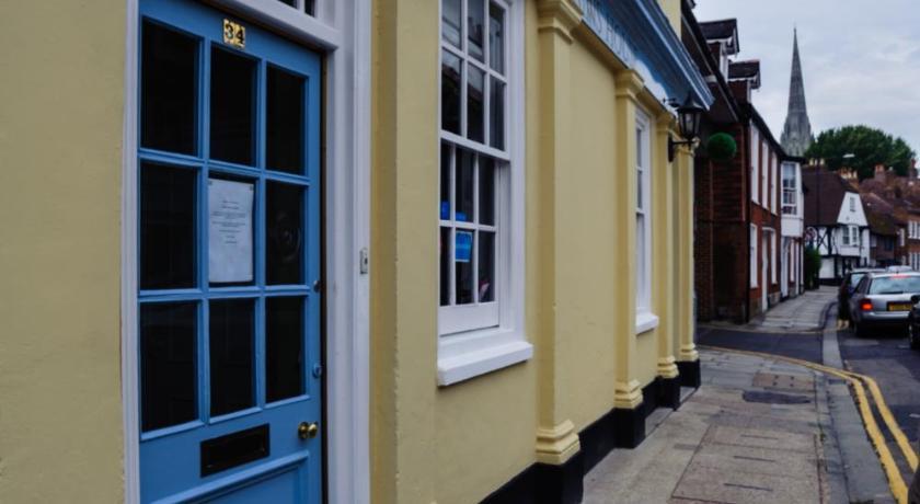 St Anns Guest House Salisbury Bedandbreakfast Eu