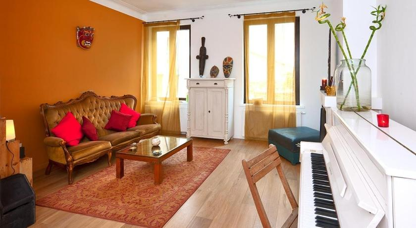 Holiday Home Sablon Justice Brussels
