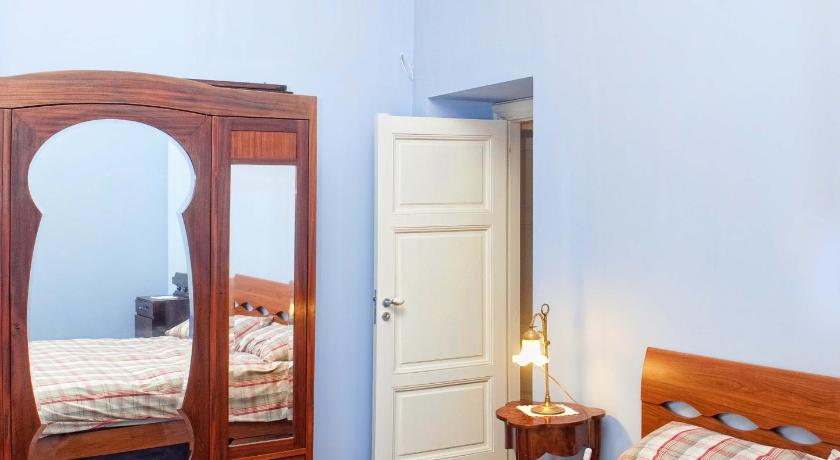 Double Room with Private External Bathroom - Fourth Floor - Guestroom La Terrazza 150