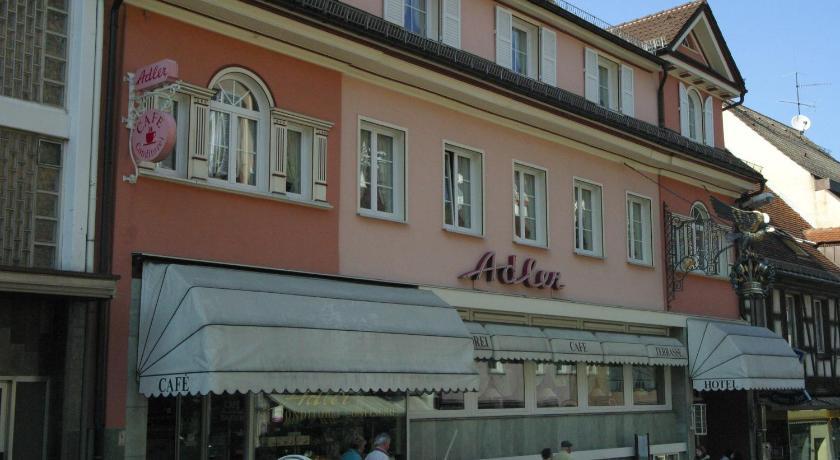 More About Hotel Café Adler