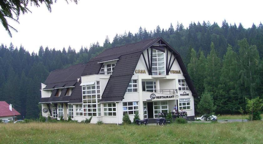 Casa Vinga Valea Lunga Poiana Brasov