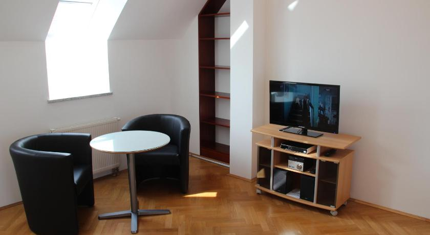 Studio with Balcony - Facilities Vienna's Place City-Apartment Gumpendorferstraße