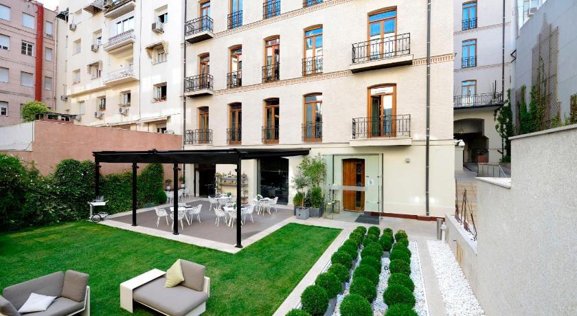 Hotel Único Madrid 29