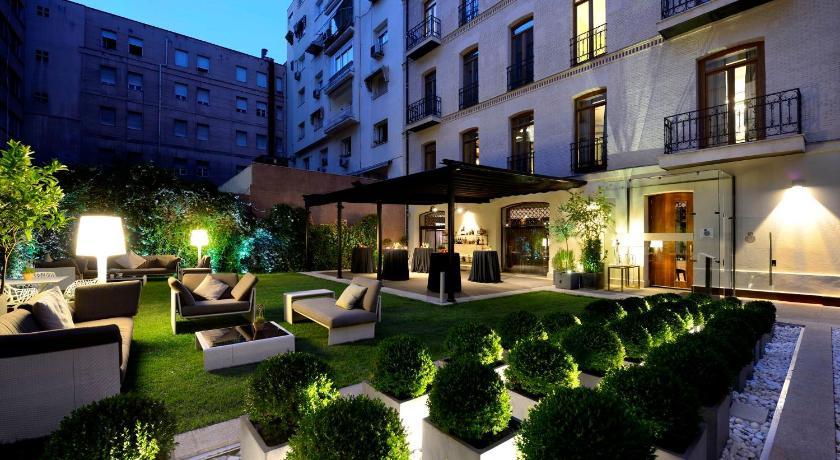 Hotel Único Madrid 1
