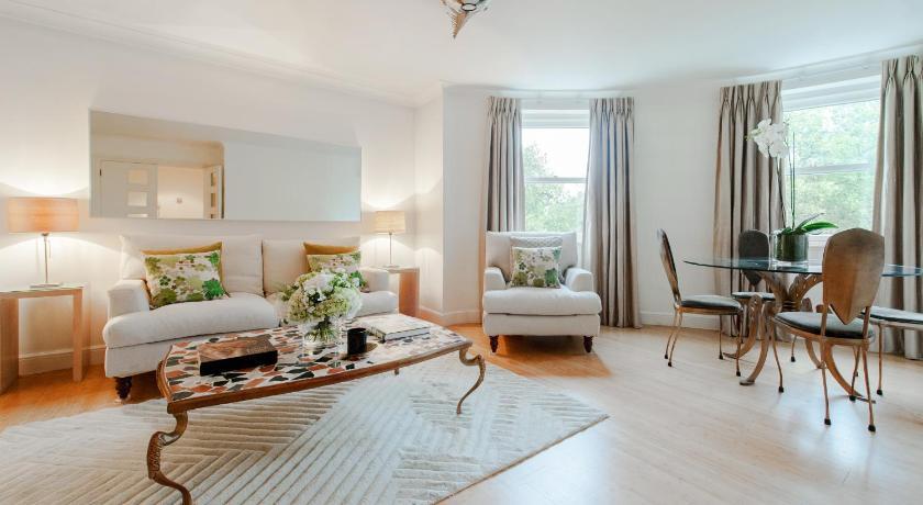 Europa House Apartments 79A Randolph Avenue Londres