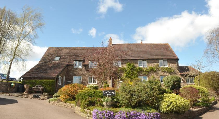 More about Steppes Farm Cottages